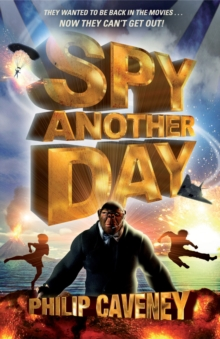 Spy Another Day, Paperback Book
