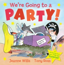 We're Going to a Party!, Paperback Book