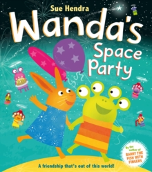 Wanda's Space Party, Paperback Book
