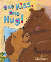 One Kiss, One Hug, Paperback Book
