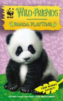 WWF Wild Friends: Panda Playtime : Book 1, Paperback Book