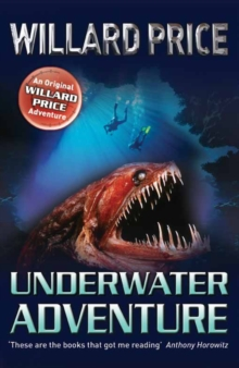 Underwater Adventure, Paperback Book
