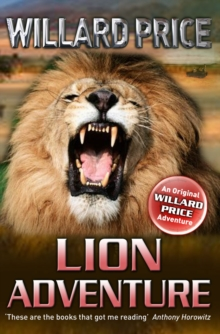 Lion Adventure, Paperback Book