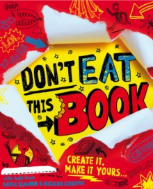 Don't Eat This Book, Paperback Book