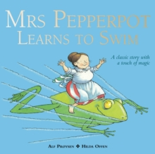 Mrs Pepperpot Learns to Swim, Paperback Book