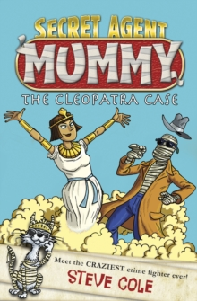 Secret Agent Mummy: The Cleopatra Case, Paperback Book