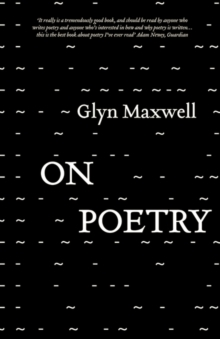 On Poetry, Paperback / softback Book