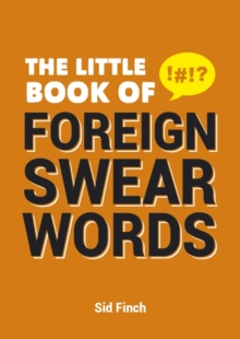 The Little Book of Foreign Swearwords, Paperback Book