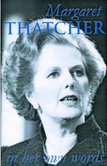 Margaret Thatcher, Paperback Book