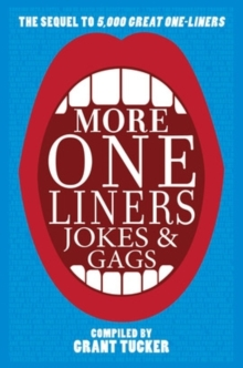 More One Liners, Jokes & Gags, Paperback Book