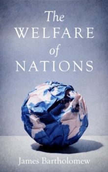 The Welfare of Nations, Hardback Book
