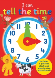 I Can Tell the Time, Novelty book Book