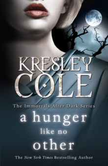 A Hunger Like No other, Paperback Book
