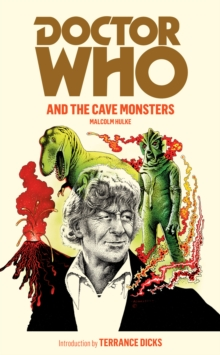 Doctor Who and the Cave Monsters, Paperback Book