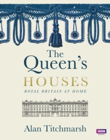 The Queen's Houses, Hardback Book