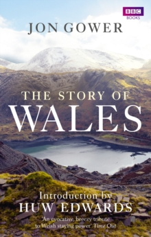 The Story of Wales, Paperback / softback Book
