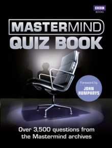 The Mastermind Quiz Book, Paperback Book