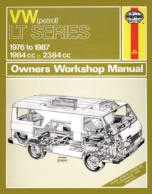 Volkswagen LT Series 1976-87 Owner's Workshop Manual, Hardback Book