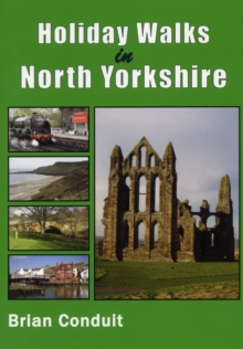 Holiday Walks in North Yorkshire, Paperback Book