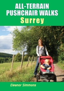 All-Terrain Pushchair Walks Surrey, Paperback Book
