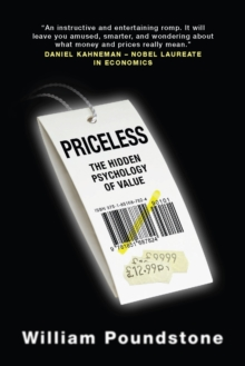 Priceless : The Hidden Psychology of Value