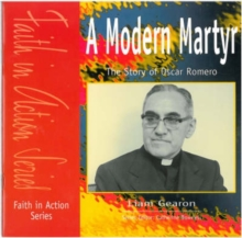 A Modern Martyr : The Story of Oscar Romero, Paperback Book