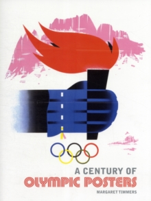 A Century of Olympic Posters, Paperback Book