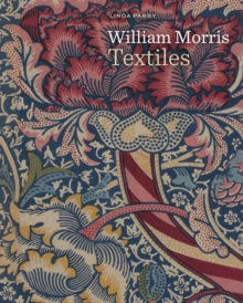 William Morris Textiles, Hardback Book