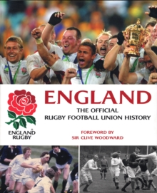 England : The Official Rugby Football Union History (Revised and Updated), Hardback Book
