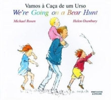 We're Going on a Bear Hunt in Portuguese and English, Paperback Book