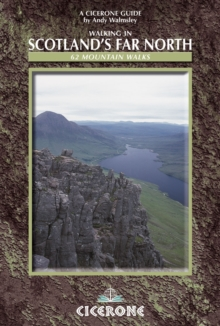 Walking in Scotland's Far North, Paperback Book