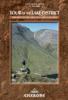 Tour of the Lake District, Paperback Book