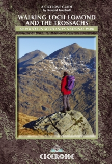 Walking Loch Lomond and the Trossachs, Paperback Book