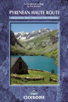 The Pyrenean Haute Route, Paperback Book