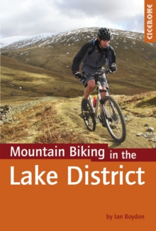 Mountain Biking in the Lake District, Paperback Book