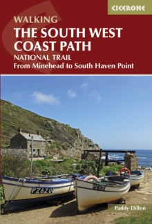 The South West Coast Path : From Minehead to South Haven Point, Paperback Book
