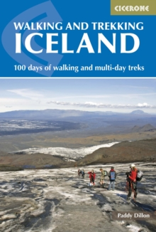 Walking and Trekking in Iceland, Paperback Book