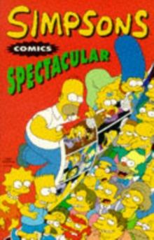 Simpsons Comics Spectacular, Paperback Book