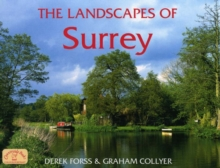The Landscapes of Surrey, Hardback Book