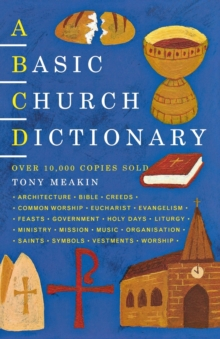 A Basic Church Dictionary, Paperback Book