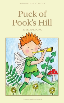 Puck of Pook's Hill, Paperback Book