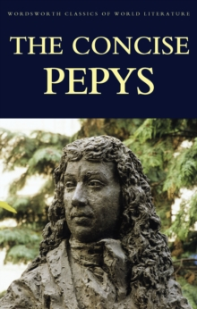 The Concise Pepys, Paperback Book