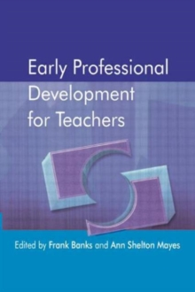 Early Professional Development for Teachers, Paperback Book