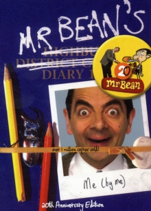 Mr Bean's Diary, Paperback Book