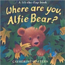 Where are You, Alfie Bear?, Hardback Book