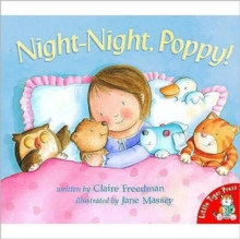 Night-night,Poppy!, Paperback Book