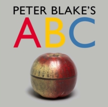 Peter Blake's ABC, Hardback Book