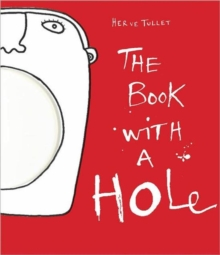 Book with a Hole, Paperback Book