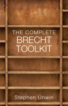 The Complete Brecht Toolkit, Paperback Book