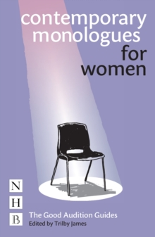 Contemporary Monologues for Women, Paperback Book